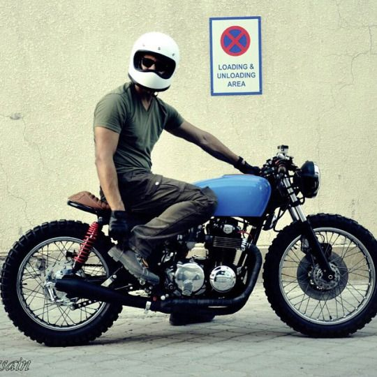 15 best cafe racer helmet images on pinterest | cafe racer helmet