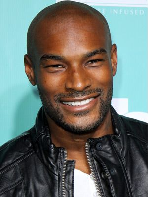 Tyson Beckford- tall dark & handsome