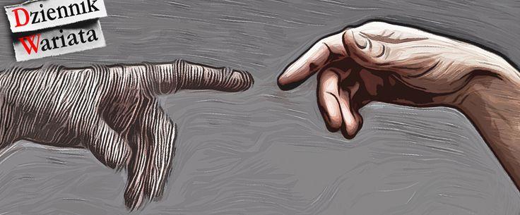 #Czlowieczenstwo -  http://www.augustynski.eu/ludzkie-reakcje/