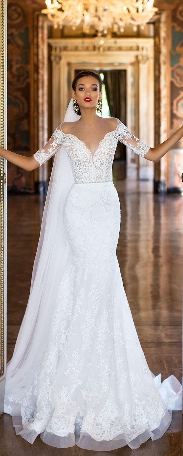 Wedding Dress by Milla Nova White Desire 2017 Bridal Collection - Rita