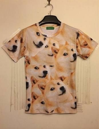 doge shirt - Google Search