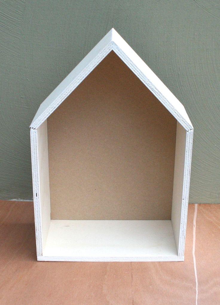 17 best images about diy houten huisje on pinterest we met and link - Maken van zijn boekenkast ...