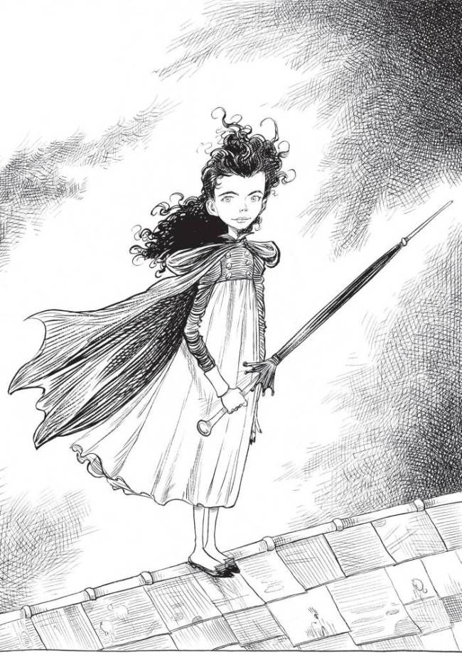 Chris Riddell: The children's writer and illustrator too good for youngsters…