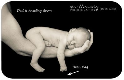 Yeah, it's cute. But is it safe? 11 tips for newborn Photography Safety