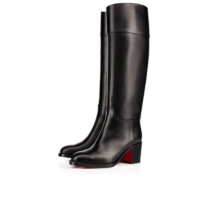 Christian Louboutin Canada Official Online Boutique - Karitube 70 Black  Leather available online. Discover more Women Shoes by Christian Louboutin