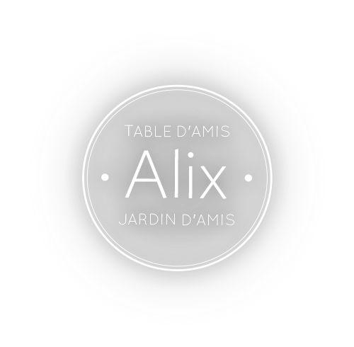 Alix Table & Jardin d'Amis, Gent