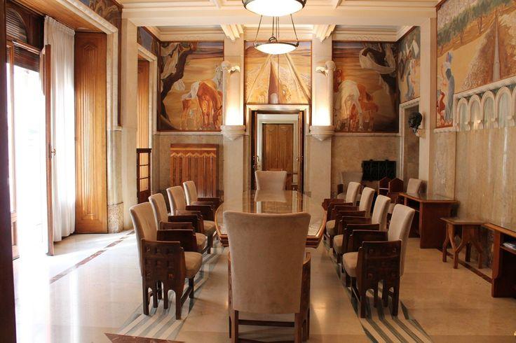 duilio cambellotti | Riapre i battenti il Palazzo dell'Acqua | La Voce dell'Acqua