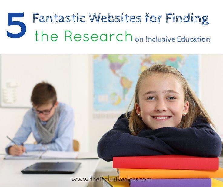 The Inclusive Class @ www.theinclusiveclass.com