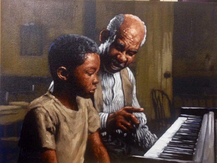 Wakaba Mutheki - Budding musician