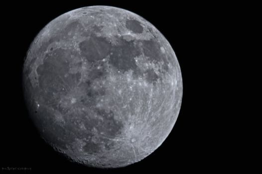 Tonight Moon 30.01.2018 by Csibu83
