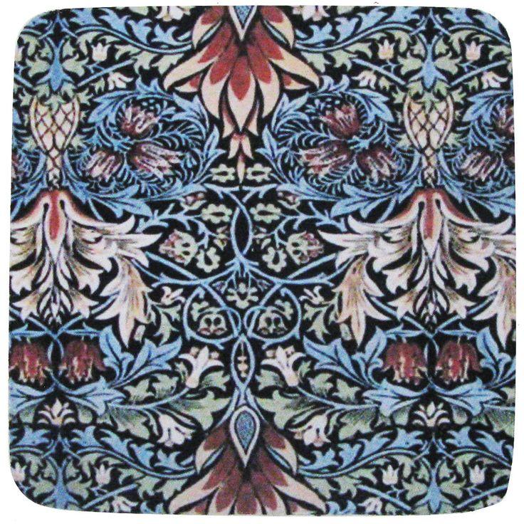 CT9201WM William Morris # 1 Coaster