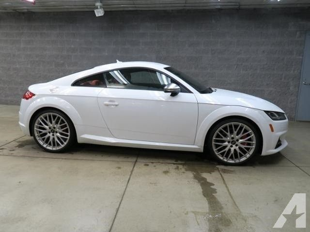 2016 Audi TTS 2.0T quattro Price On Request