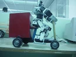 Resultado de imagen de robots industriales