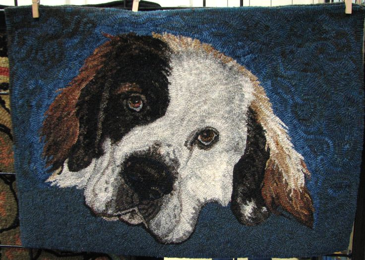 17 best images about hooked dogs on pinterest hand hooked rugs wool