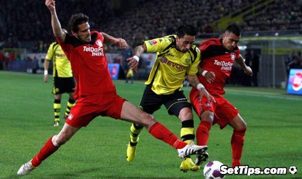 Байер - Боруссия Дортмунд прогноз: победа гостей?