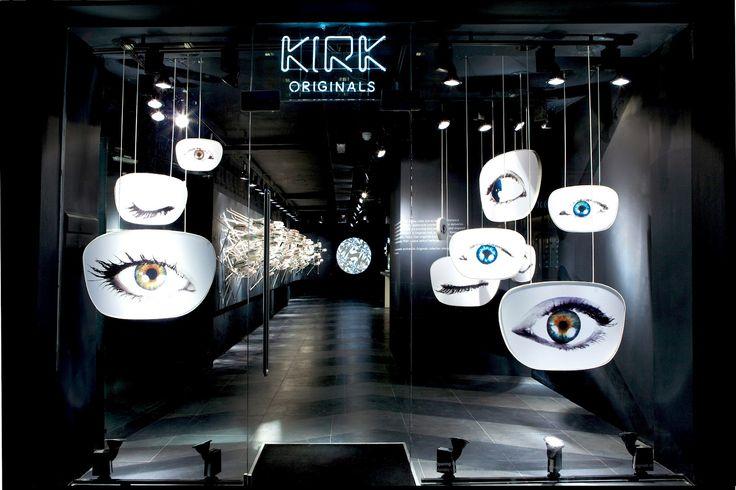 Kirk Originals award-winning opticians