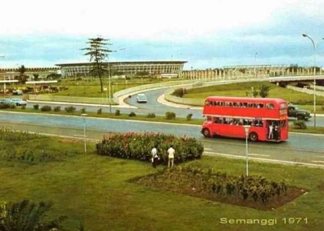 Semanggi Jakarta 1971
