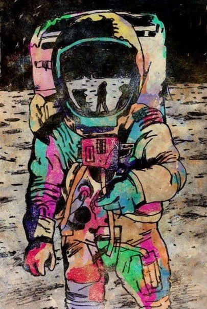 Astronaut Background Tumblr - Pics about space