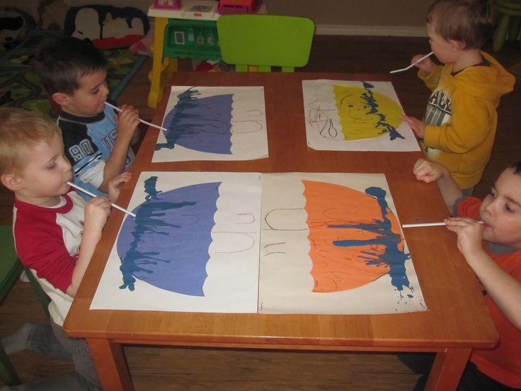 Imagination Express Preschool: Letter U