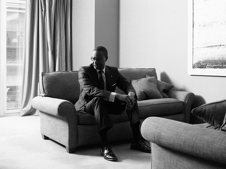 Q&A With Tidjane Thiam: 'I Will Never Declare Victory'