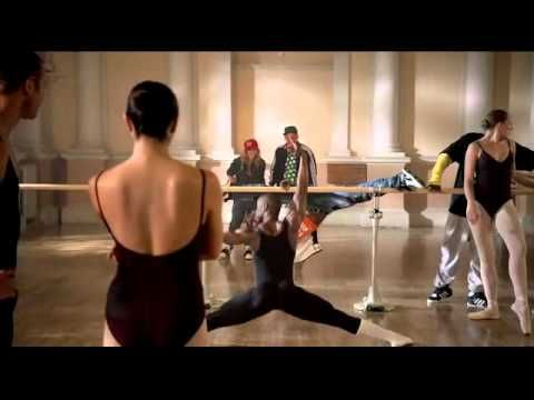 ballet vs hiphop street dance 2010