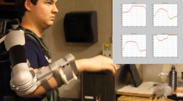 Ils créent un bras robotique de super-humain pour moins de 1.500 euros | Slate