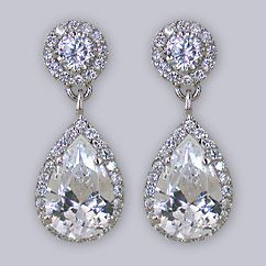 View our exquisite & extensive collection of designer wedding earrings including fabulous bridal earrings in vintage bridal earrings styles.