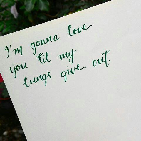 James Arthur's Say You Won't Let Go!