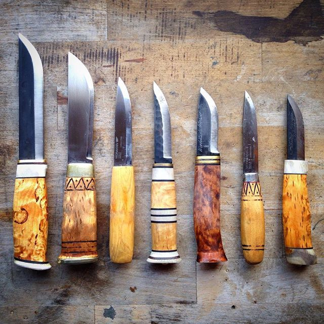 We have newcomers... Thanks to @bowdrillaz_  for this awesome handmade mora robust... And the first one on the left erapuu small leuku is my new kingsize #puukko .... #knife #knives #knifeporn #steel #bushcraftknife  #bushcraft #bushcraftTurkiye #nature #instalike #camp #instanature #vsco #outdoors #adventure #hiking #forest #modernoutdoorsman #wood #liveauthentic #mothernature #naturelover #ig_turkey #backpacking  #nature_seekers #wilderness #survival #campvibes #edc #doğa