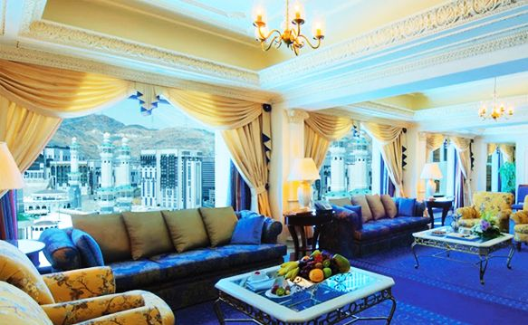 Luxury hajj and umrah packages for UK citizens and 5 star Hotels