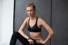 Karlie Kloss Works Out in Nike's Fall Collection for New Shoot