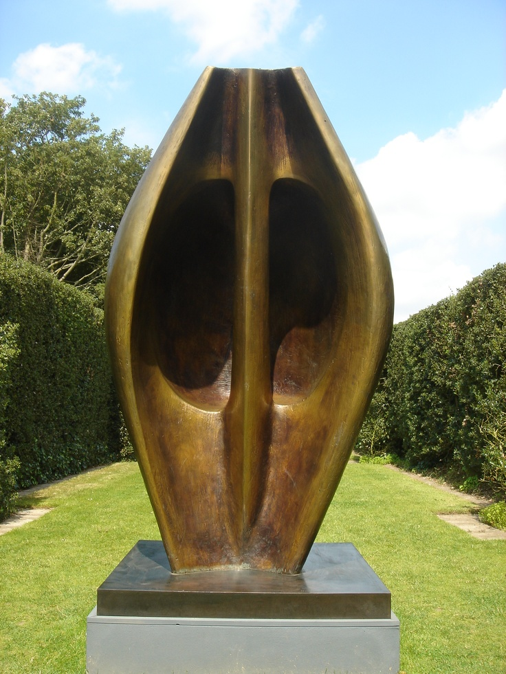 Henry Moore At Hatfield House
