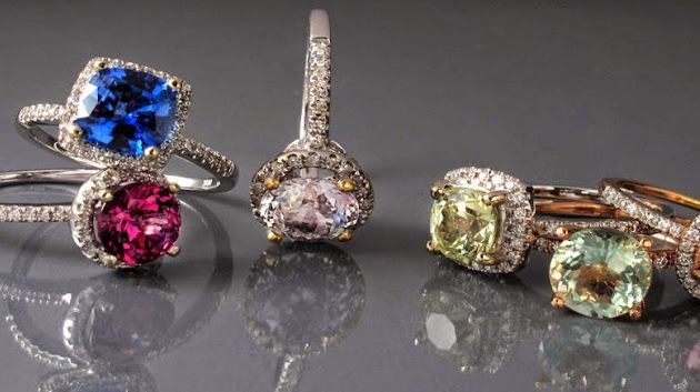 We sell fine quality loose sapphires and top quality engagement ring. The finest untreated peach sapphires and rose gold rings. http://allsapphires.com/product-category/jewelry/rings/