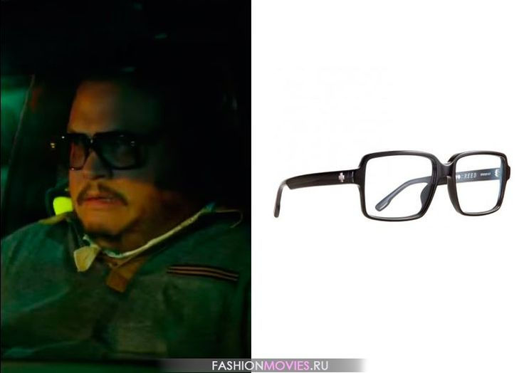Фокус: Фархад (Адриан Мартинес) носит очки черной оправой от Spy
