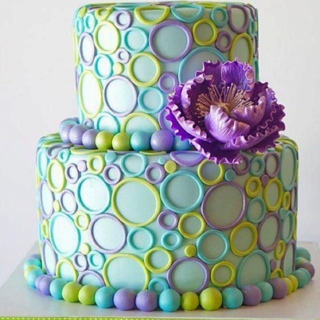 Gorgeous: Pretty Cake, Cakes, Color, Cake Ideas, Beautiful Cake, Awesome Cake, Wedding Cake, Birthday Cake, Cake Decorating