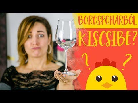 (168) Borospohárból kicsibe? HOGYAN?!? Varázsolok! | INSPIRÁCIÓK Csorba Anitától - YouTube