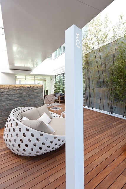 outdoor by Marocchi Habitat Design Details, via Flickr