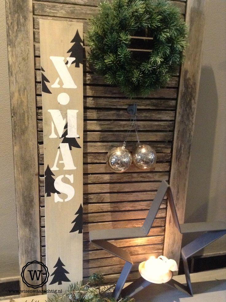 Kerstdecoratie blog