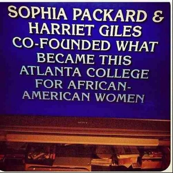 We know the answer Alex! The answer is the illustrious #1 HBCU Spelman College! (via @Spelmanites) #jeopardy