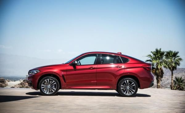 Official Price and Review Details for 2015 BMW X6 M50d
