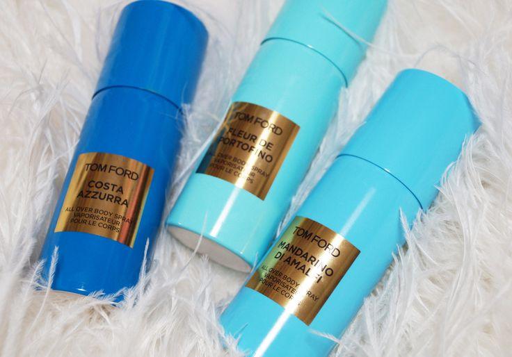 Beauty: Tom Ford   Neroli Portofino Collection All Over Body Sprays 𝗩𝗶𝘀𝗶𝘁 𝘂𝘀: http://www.sheistheone.ch/2017/08/beauty-tom-ford-neroli-portofino.html #BeautyBlogger #beauty #blogger #BodySpray #Spray