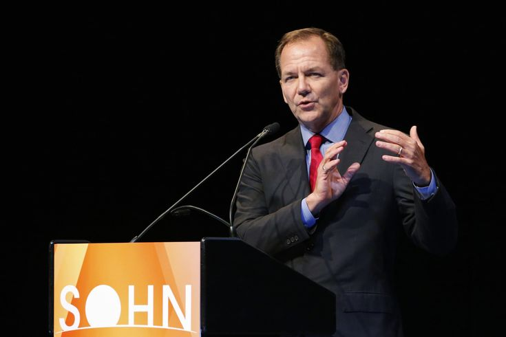 Billionaire hedge fund legend Paul Tudor Jones used a quote from Shakespeare to sound the alarm on a financial bubble