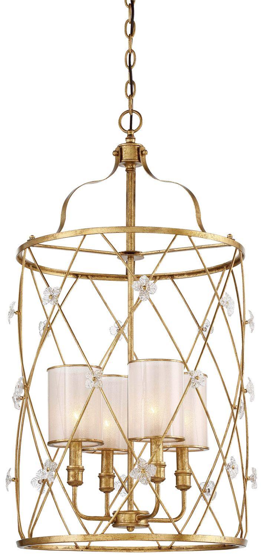Four Light Pendant | Metropolitan | Transitional Lighting | AlliedLighting.com