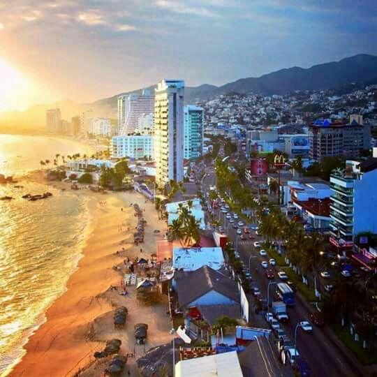 Acapulco, Guerrero. México
