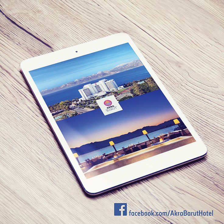 facebook.com/AkraBarutHotel/  You may follow us also on #facebook #followthesun #timelessquality #baruthotels #AkraBarut  #facebook #travel #holiday