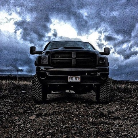 204 best images about Jacked up Dodge ram trucks on