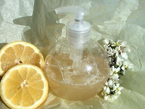 Gel nettoyant purifiant Manuka & Citron