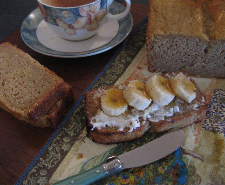 Recipe EASY Banana Bread Gluten Free Dairy Free Nut Free by jwk - Recipe of category Baking - sweet