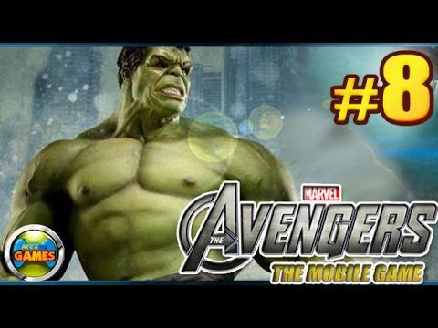 Avengers Mobile Gameplay part 8