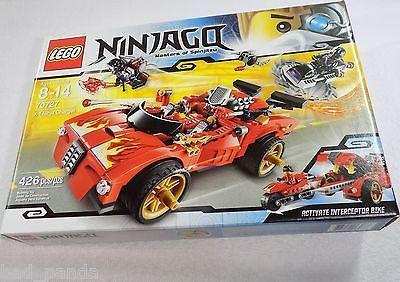 LEGO NinjaGo X-1 Ninja Charger 70727 NEW SEALED Rebooted Kai Nindroid Warrior